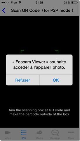 image-201509251304530012_thumb Test de la caméra Foscam C1